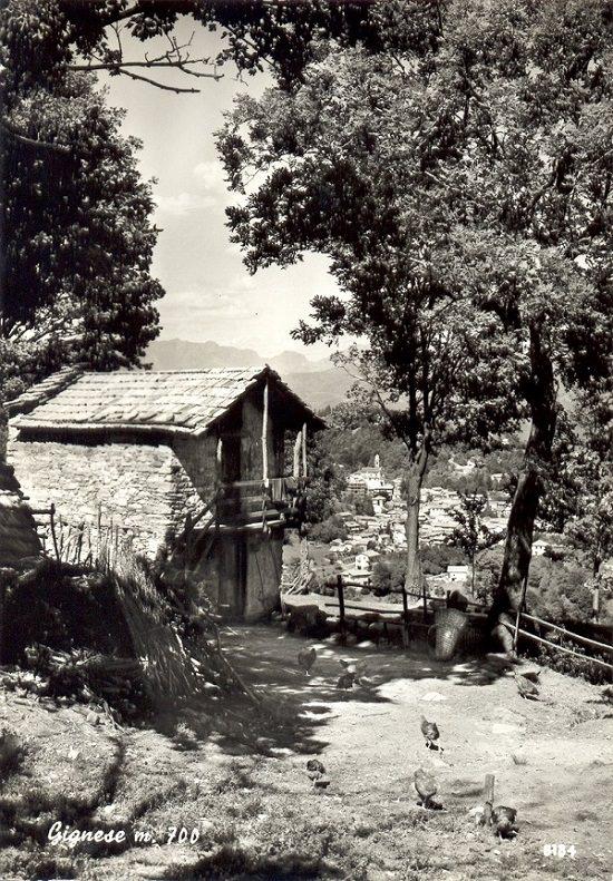 Gignese Alpe Scincina
