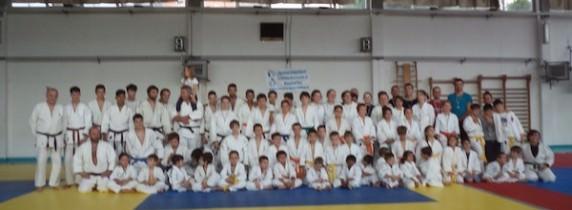 judo invorio foto gruppo