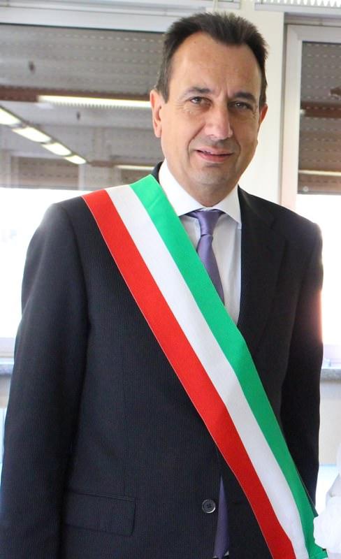 Il Sindaco di Paruzzaro Mauro Julita