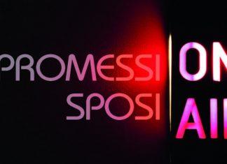 promessi sposi on air