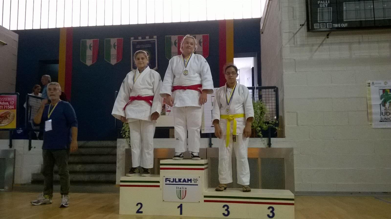 Elena Dondi seconda classificata