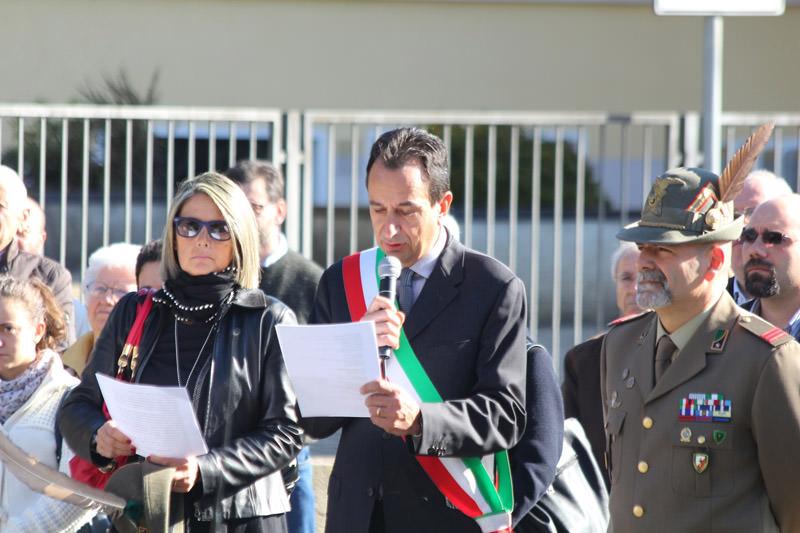 discorso del sindaco Julita