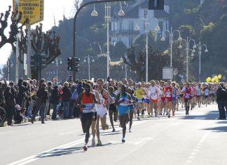 mezza maratona del lago maggiore