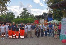 6° Ambulanza del Vergante in festa