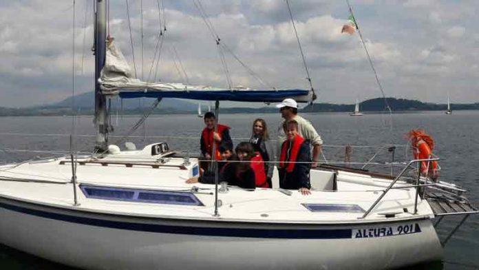 la scuola di vela