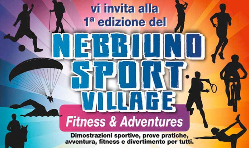 nebbiuno sport village