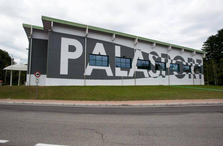 Nuova palestra a Paruzzaro