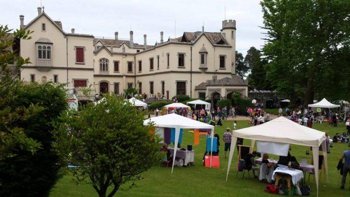 mercatini nel parco del castello, sapori in festa 2018
