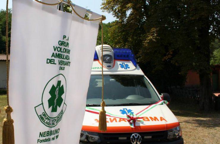 soccorritori 118, Formazione volontari 118, corso SARA, Ambulanza del Vergante in festa 2018
