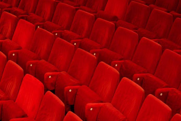 cinema in biblioteca