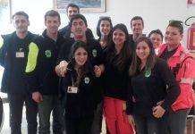 giovani ambulanza del Vergante
