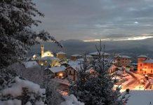 nevicata 12 gennaio 2016