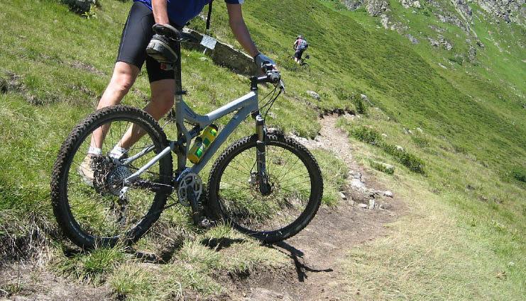 Stresa Mountain Bike Experience